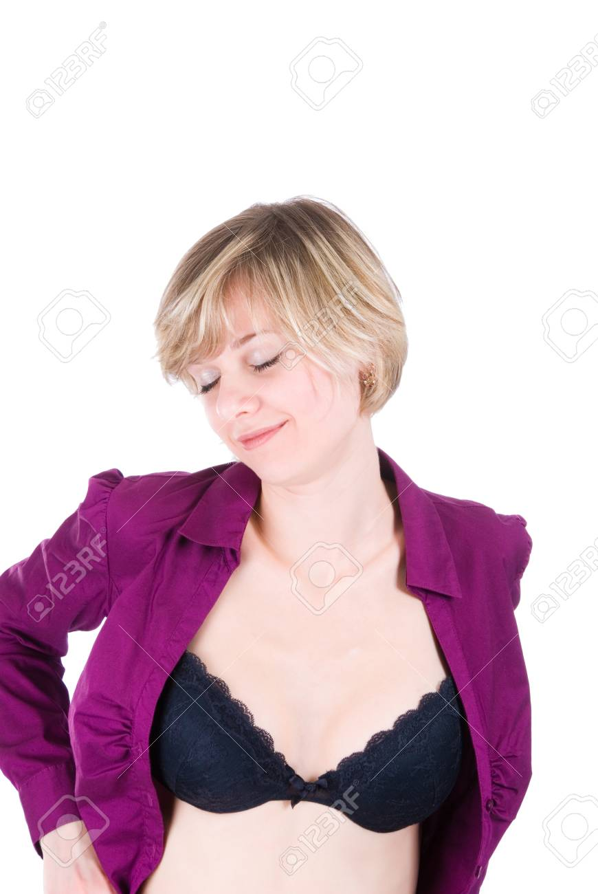 Filthy blonde slut hardcore