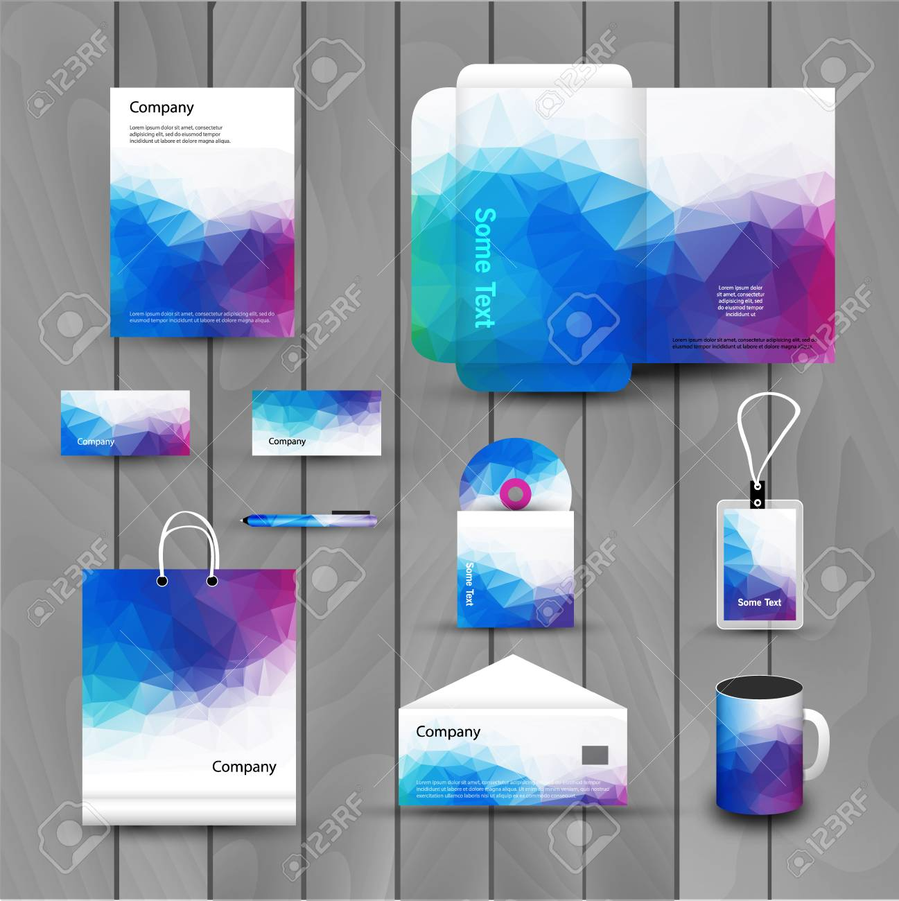 Corporate brand business identity design template layout letter corporate brand business identity design template layout letter letterhead folder card cheaphphosting Choice Image