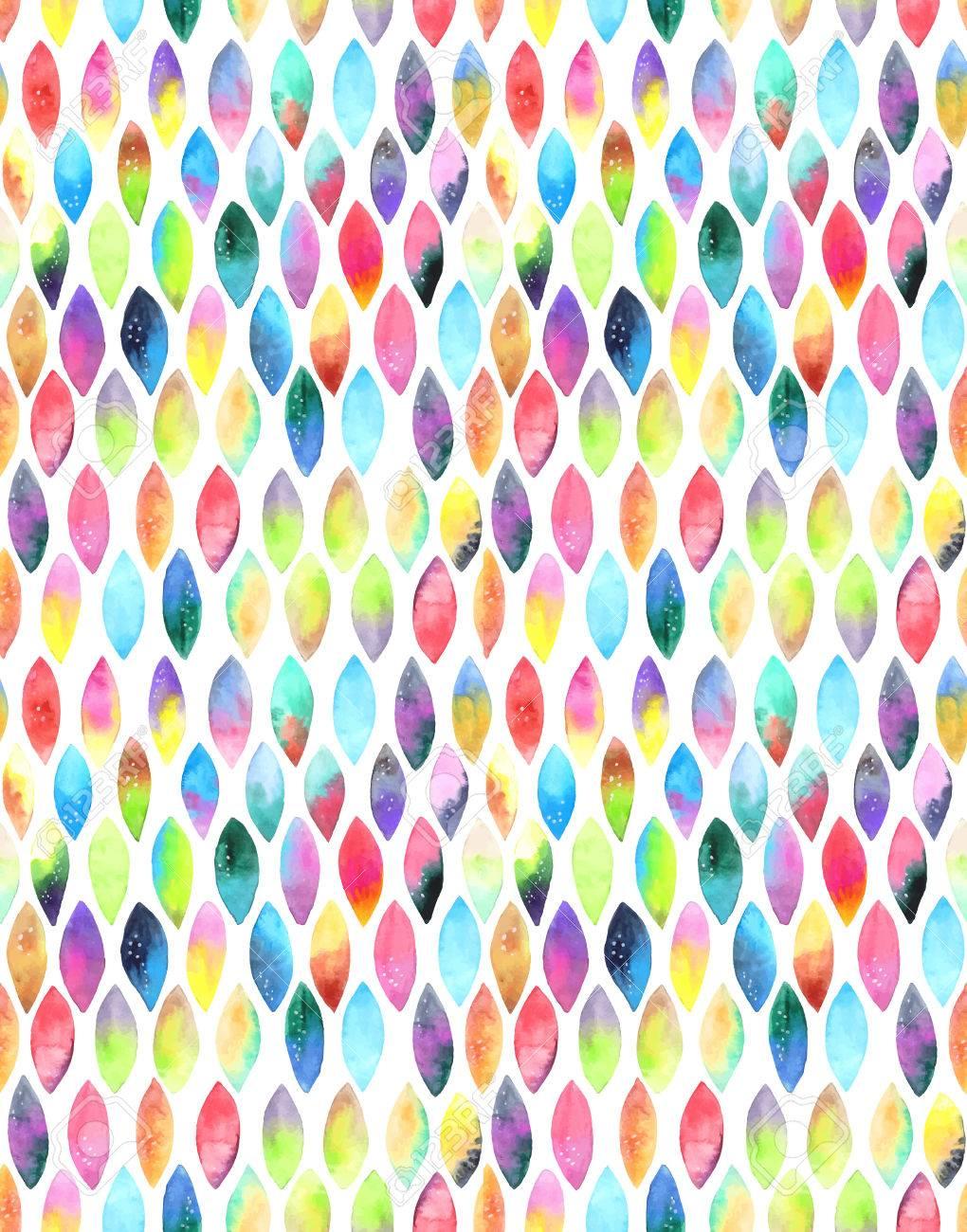 aquarell bunte abstrakte hintergrund. nahtlose muster von farbe