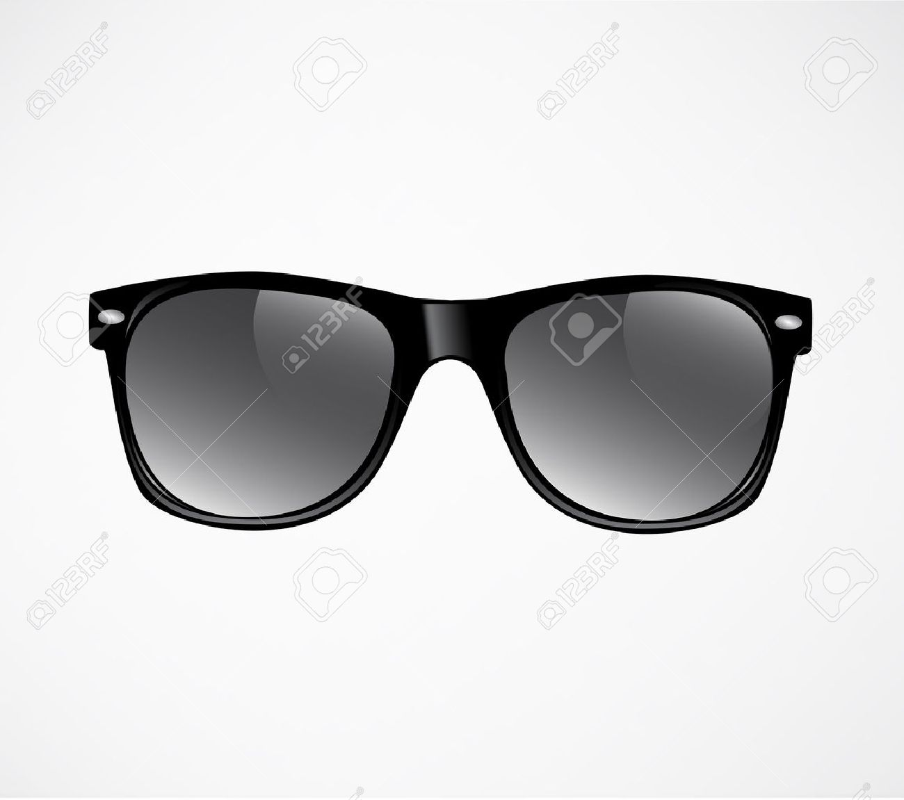 Sunglasses vector illustration background - 29685179