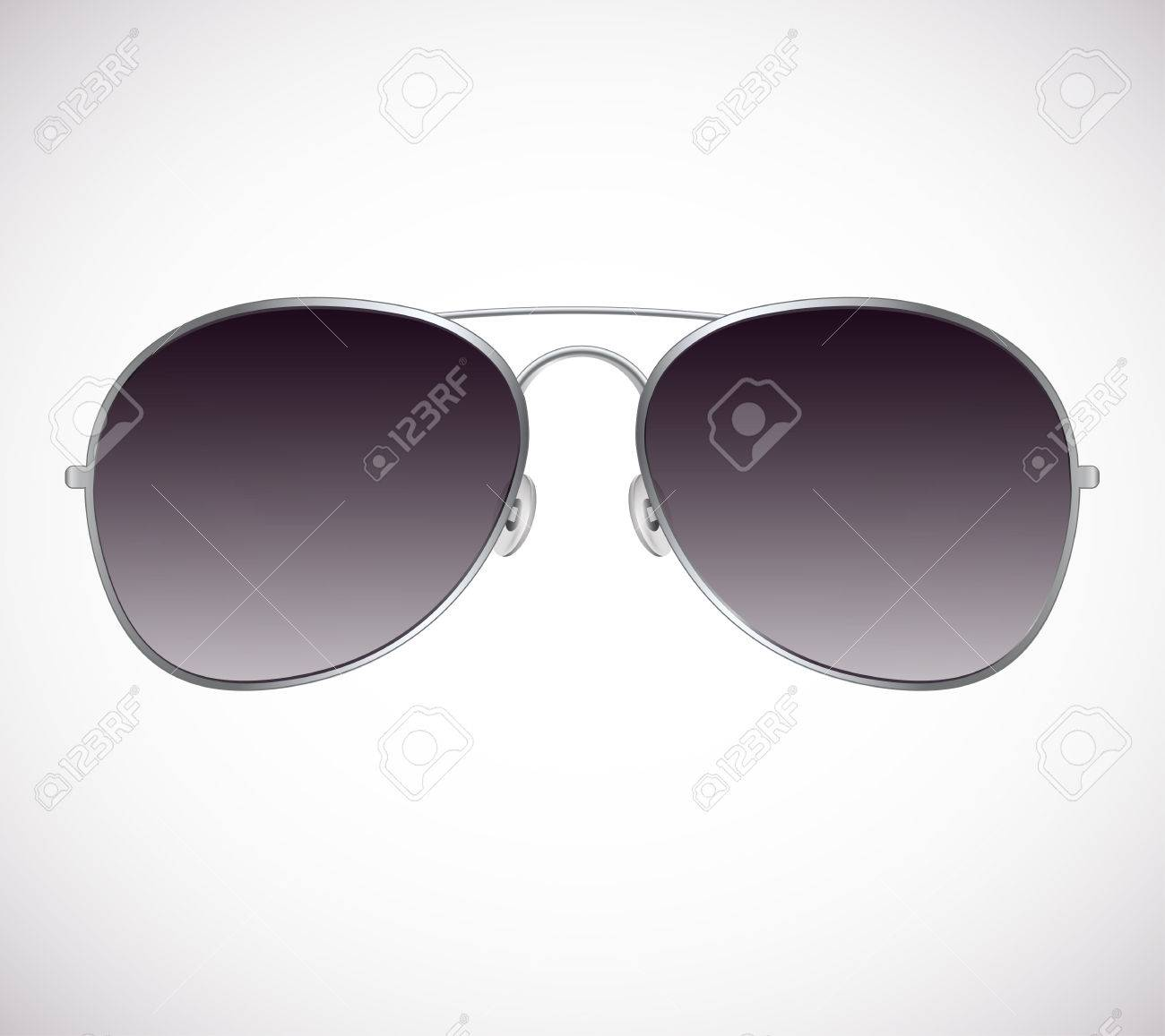 21d1f005f51f1 Aviator Sunglasses Illustration Background Royalty Free Cliparts ...