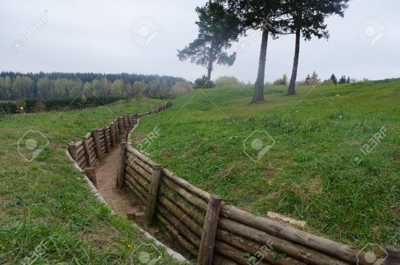 Defensive Line of Stalin 32