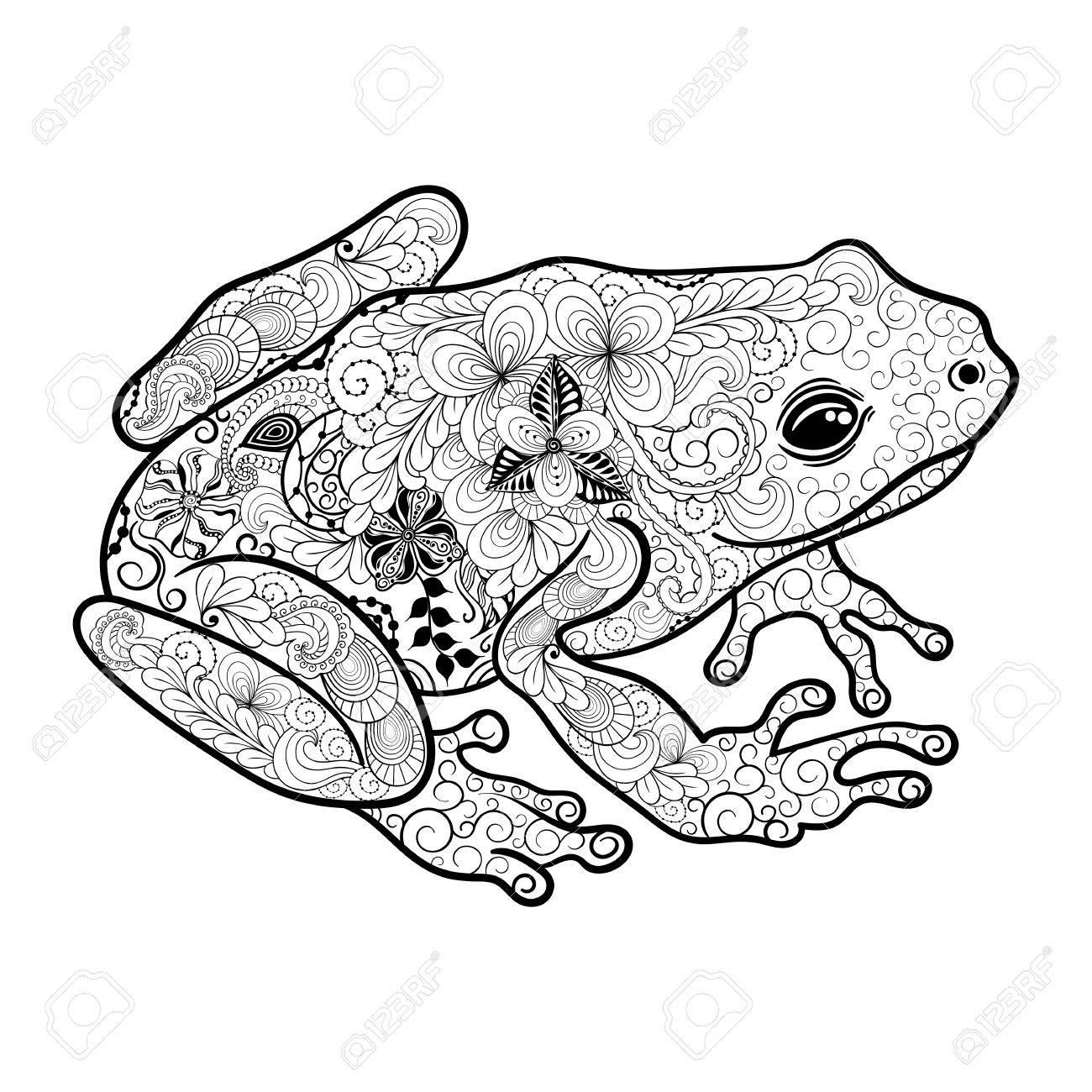 Tolle Frosch Bild Zu Färben Fotos - Malvorlagen-Ideen ...