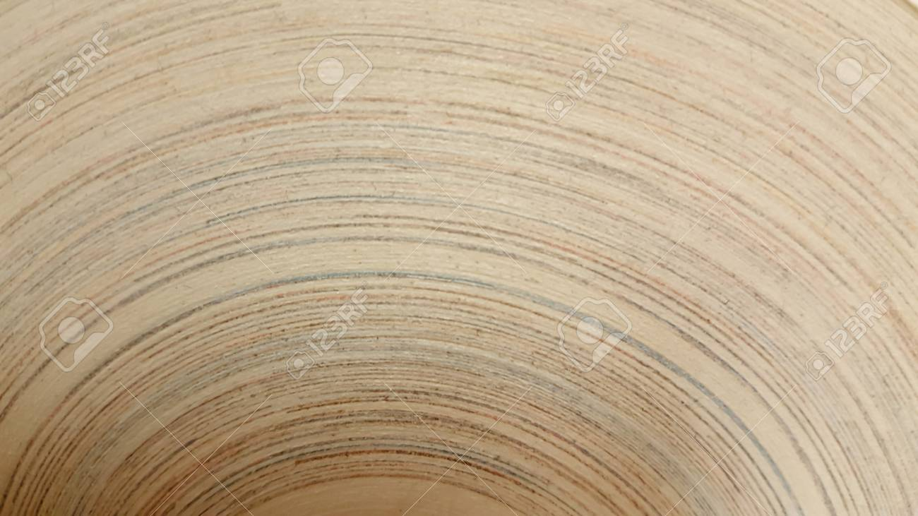 Paper roll texture