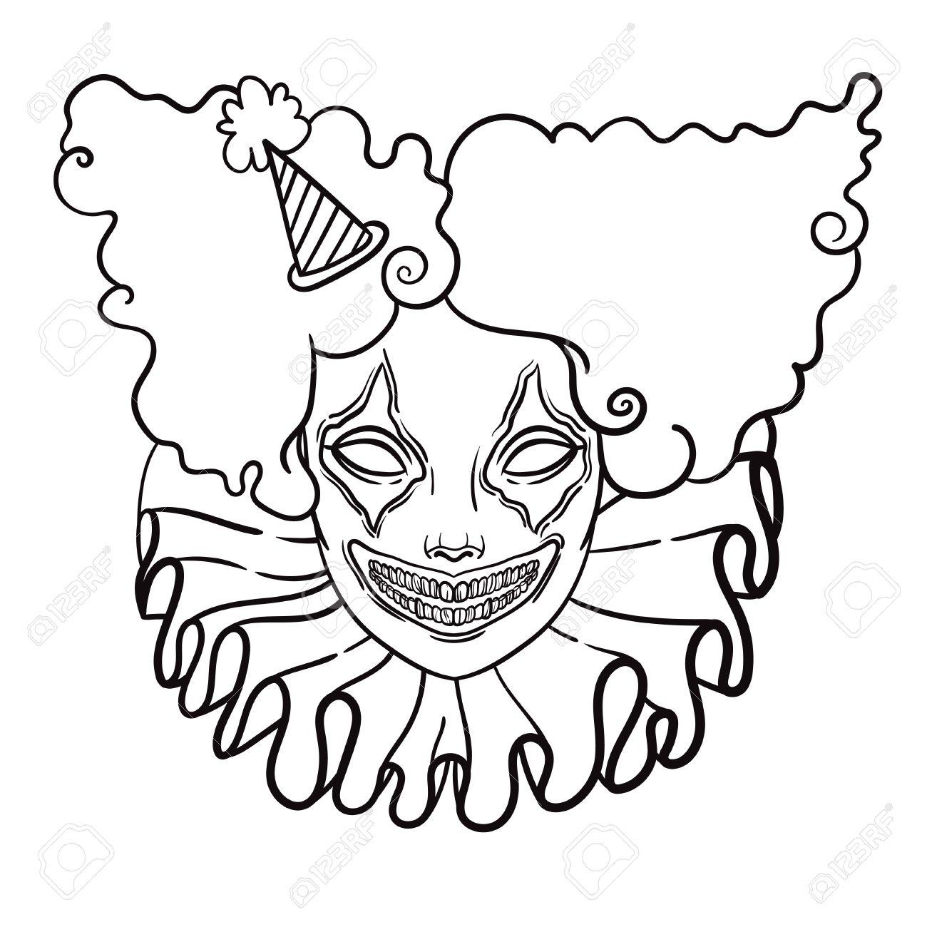 Parte Superior Dibujos Para Colorear De Halloween De Miedo