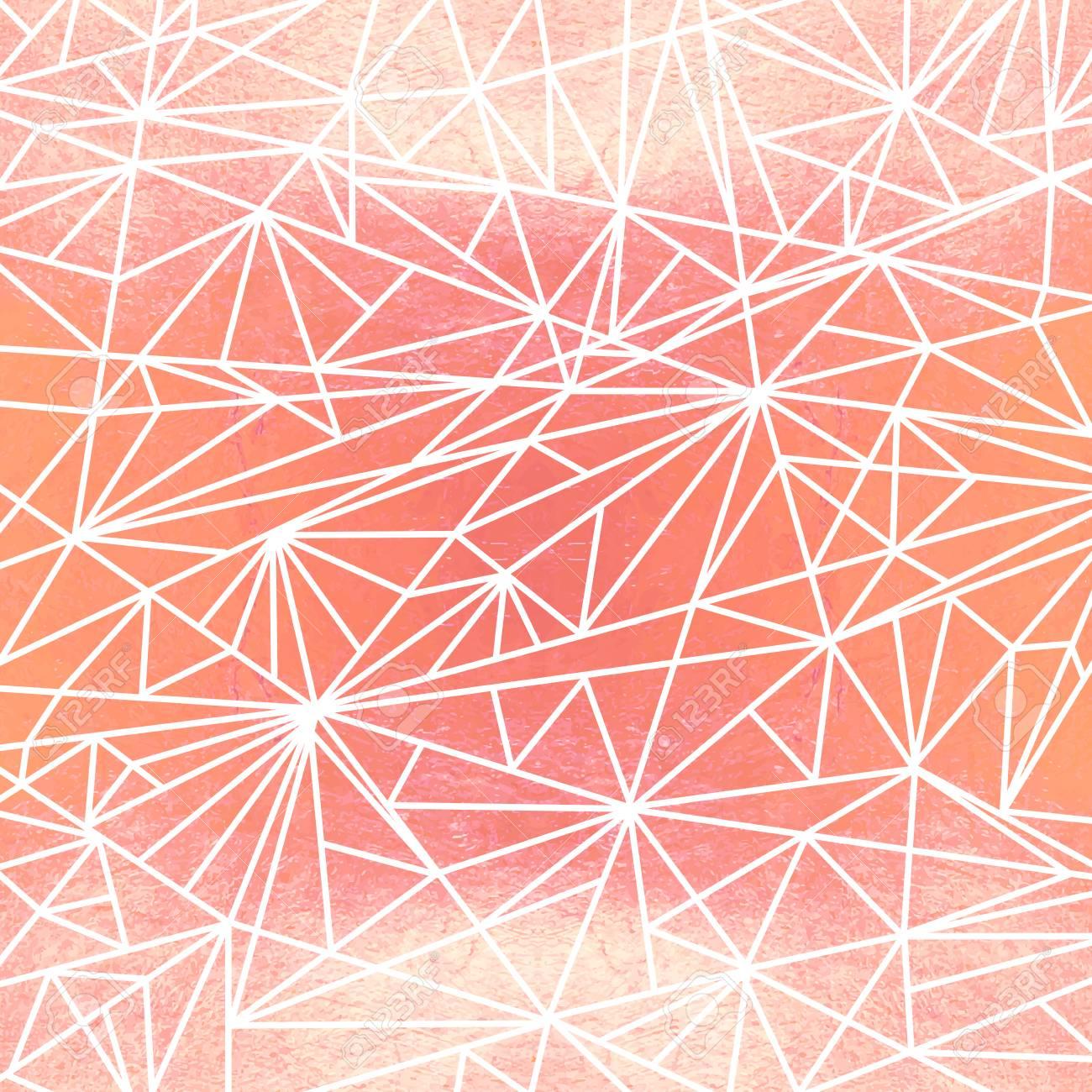 Rose Gold Pattern Interesting Design Inspiration
