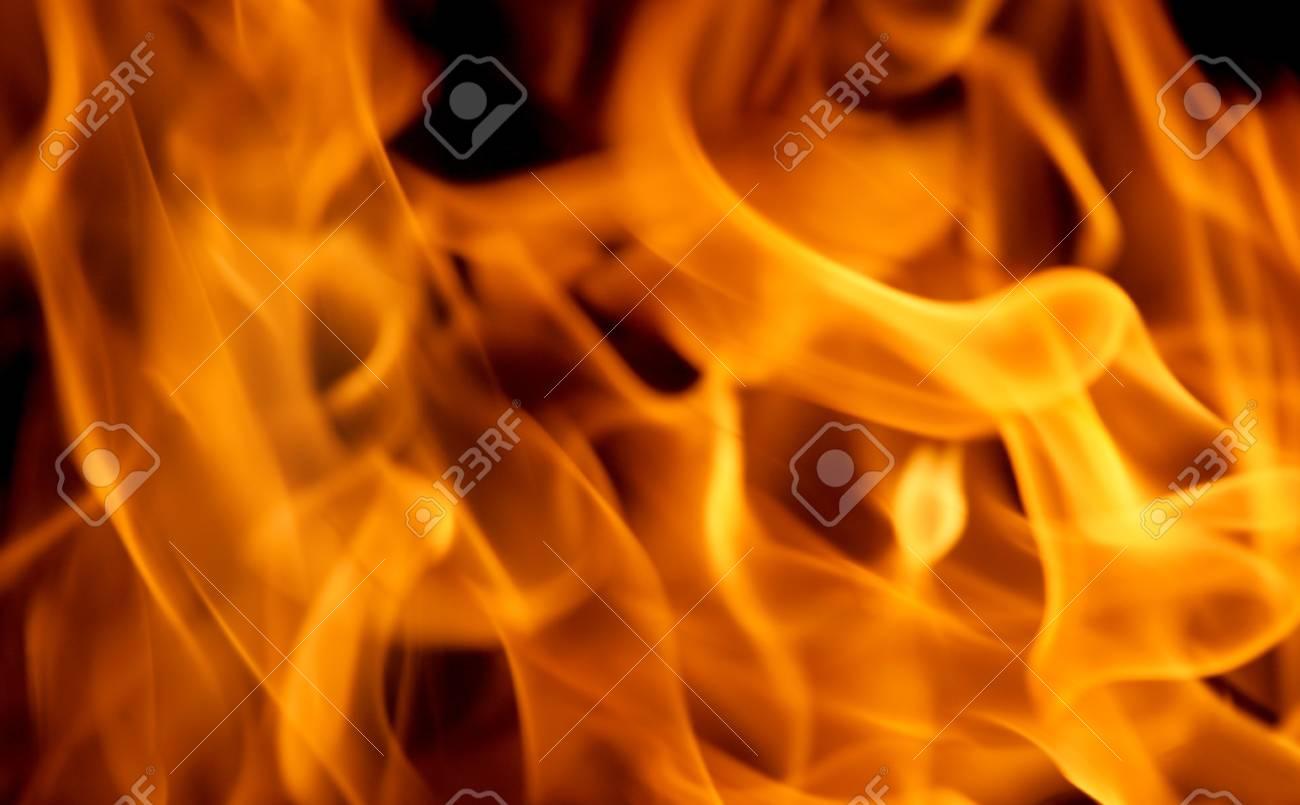 Blaze fire flame texture background Stock Photo - 17322050