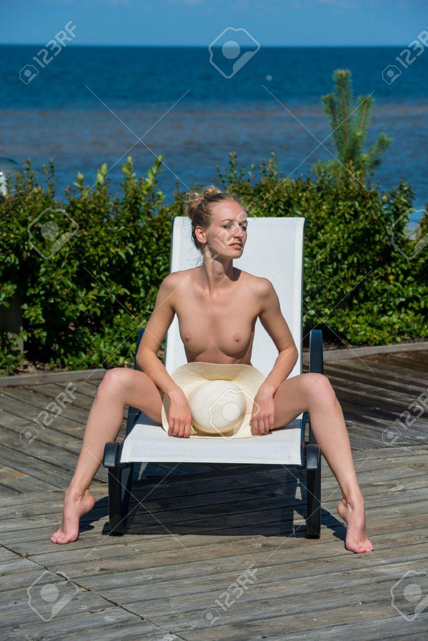 junge sexy blondinen nackt