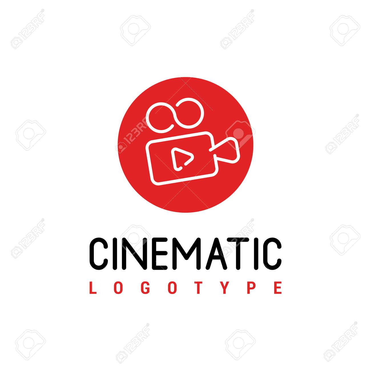 Video camera icon. Cinema camera icon. Film camera, Movie camera icon. Vector icon - 168544106