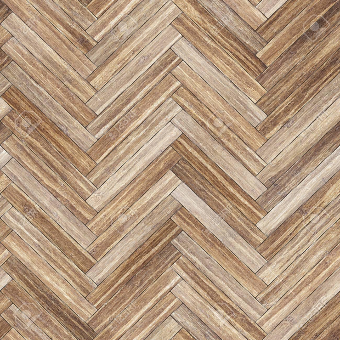 Pavimento Legno Spina Di Pesce seamless wood parquet texture (herringbone light brown)