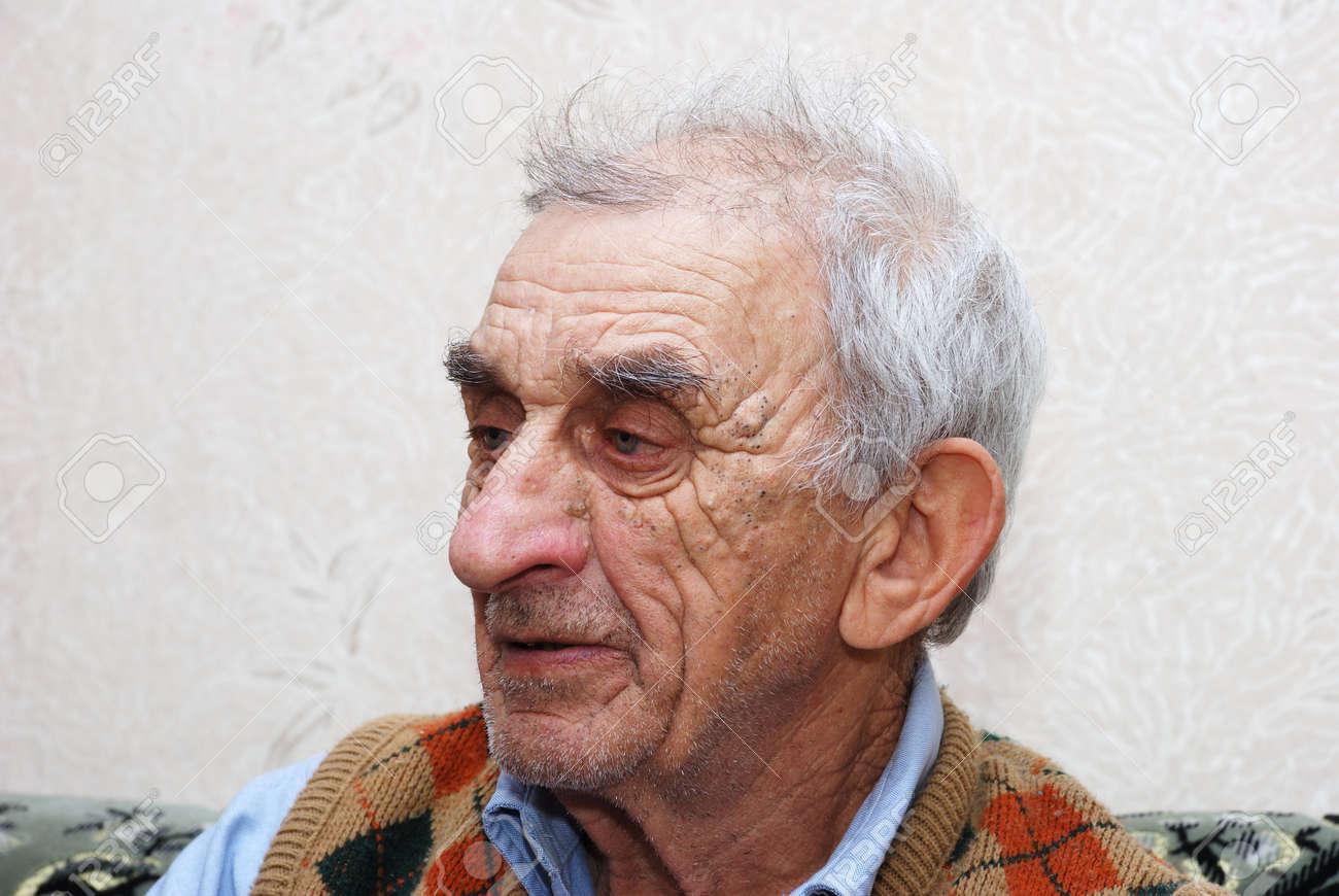 Portrait of a senior man Stock Photo - 6245758