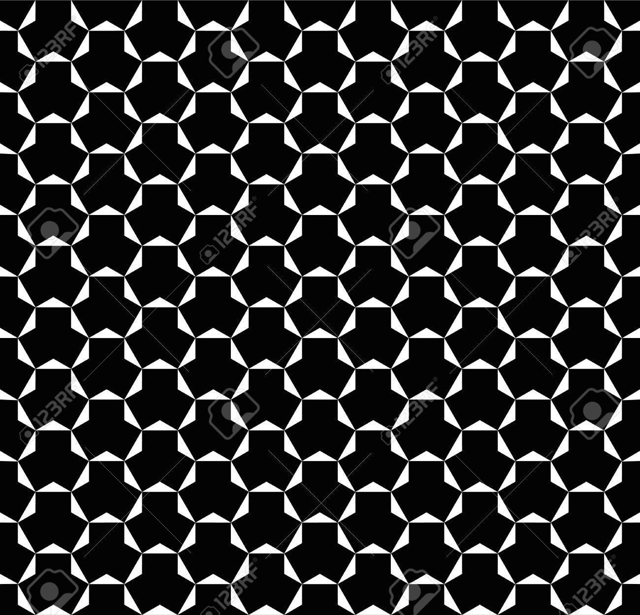 シームレスな幾何学模様のテクスチャー壁紙のイラスト素材 ベクタ