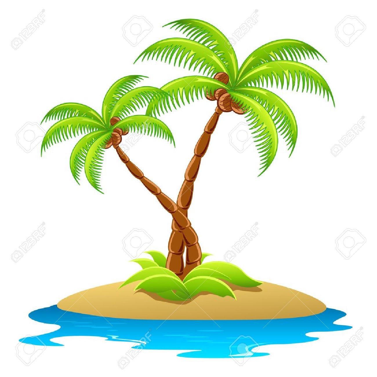 Palm Tree Stock Vector - 8778207