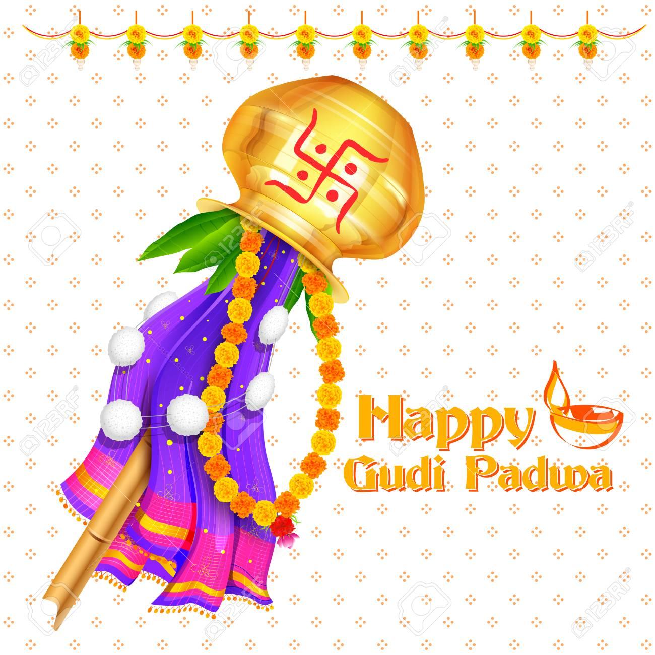 Gudi Padwa celebration of India - 73904414