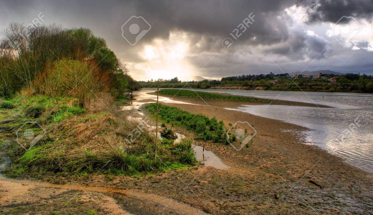 Landscape near Lima river in Viana do Castelo - 43625120