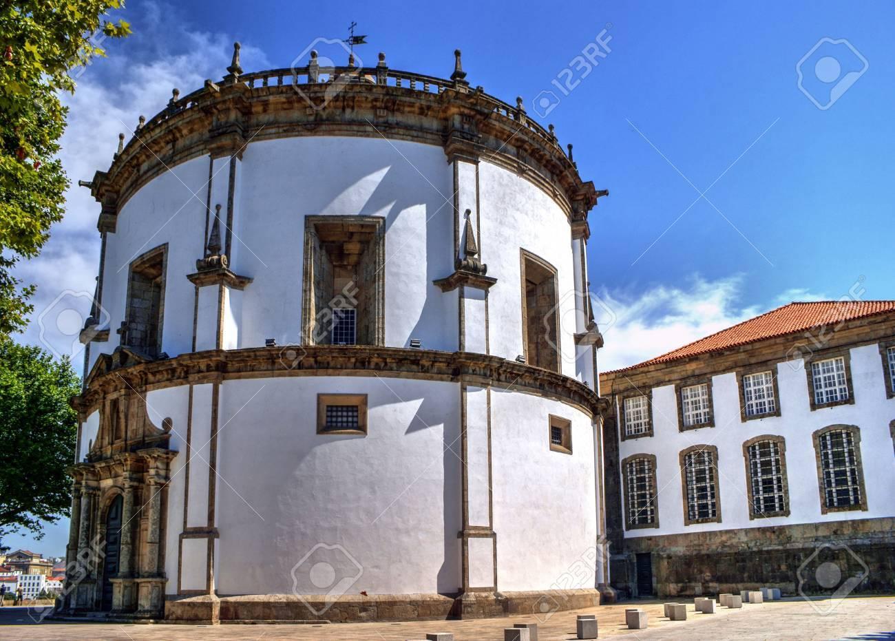 Serra do pilar monastery in Vila Nova de Gaia, Portugal Stock Photo - 67013824