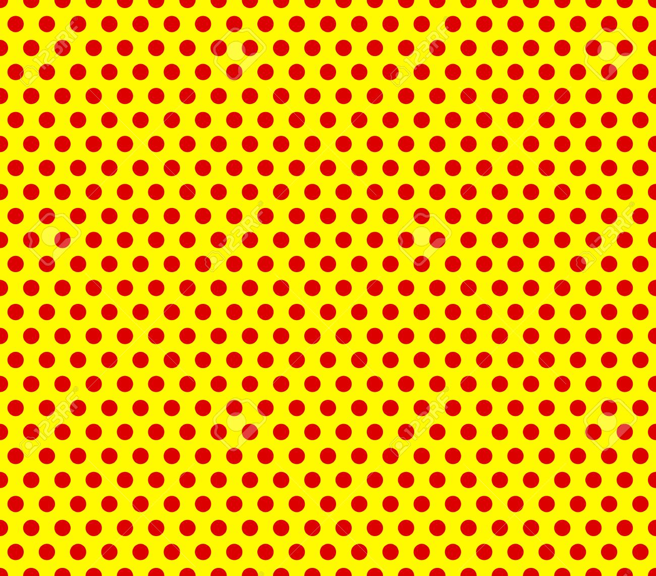 pop art style repeatable red dots on yellow background royalty free rh 123rf com pop art background psd pop art backgrounds free