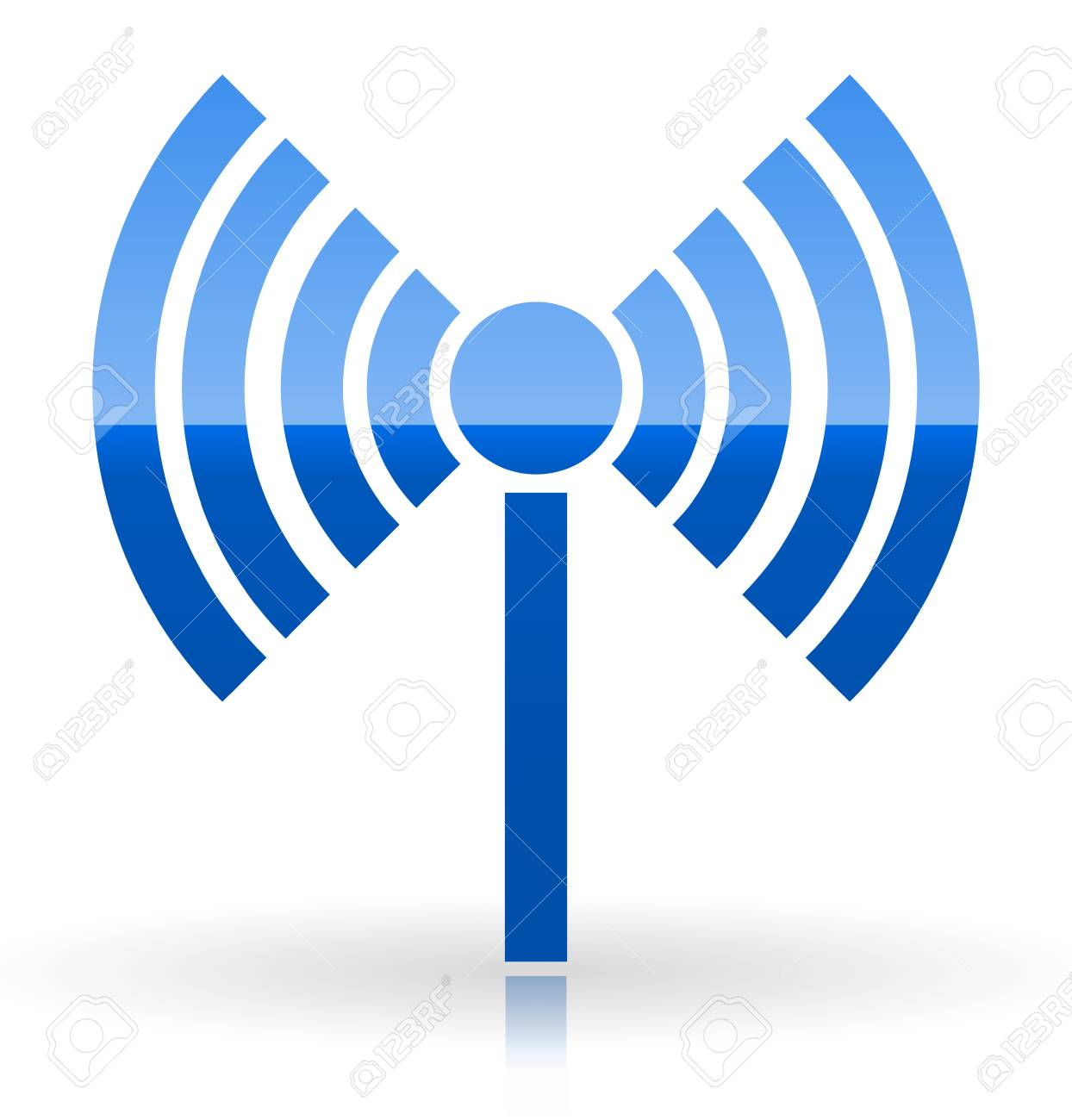 Radio tower, radio transmission, wireless connection, antenna,