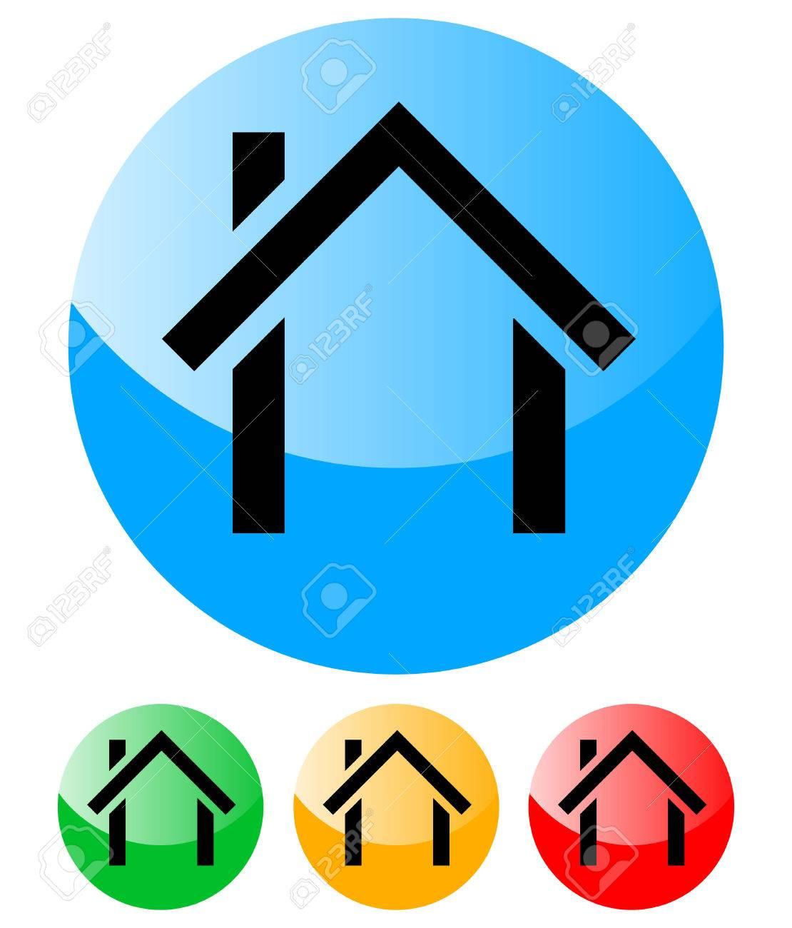 Haus bauen clipart  Haus Icons - Heim, Haus, Bauen, Architektur - Stadt-, Vorort ...