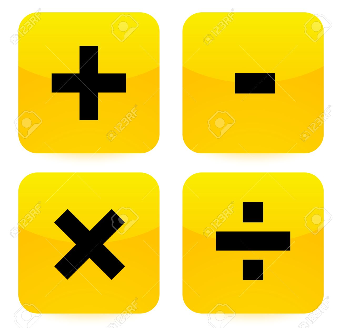 Math Rules For Multiplication Division Addition And Subtraction – Addition Subtraction Multiplication and Division of Integers Worksheets