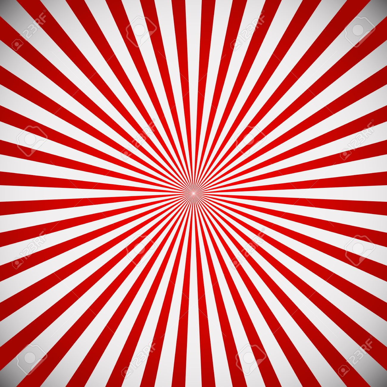 Background image center - Vector Illustration Of A Red Starburst Sunbrust Background Radiating Lines From Center Stock Vector