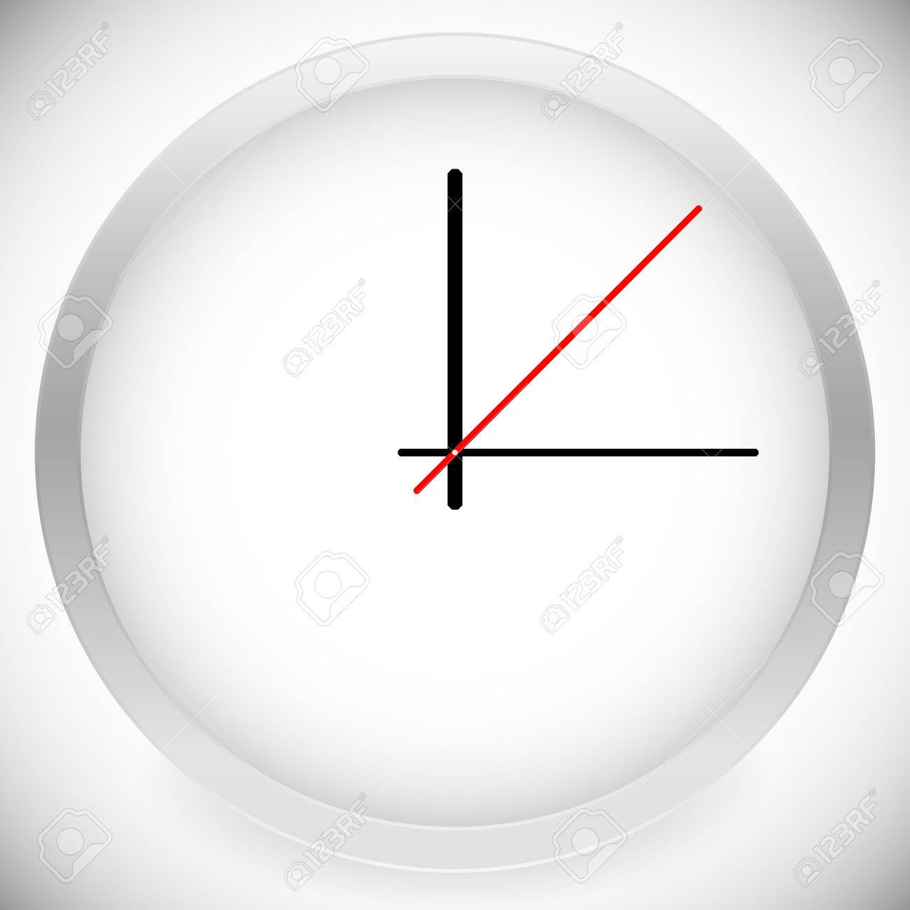 Clock template eliolera 100 clock hands template collections of printable clock pronofoot35fo Images