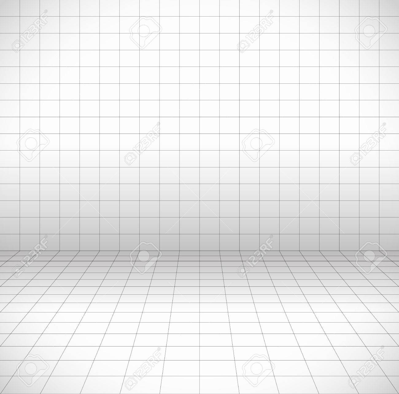 worksheet Blank Grid blank space with perspective grid wire frame stock photo 39516249
