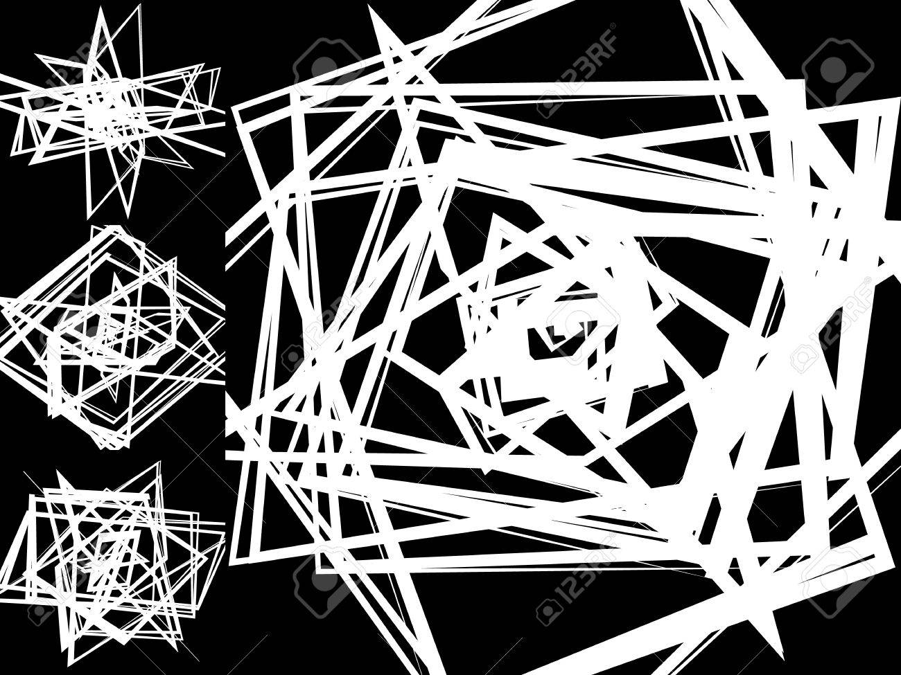 Lines And Shapes : Abstract design lines and shapes widescreen wallpaper wide