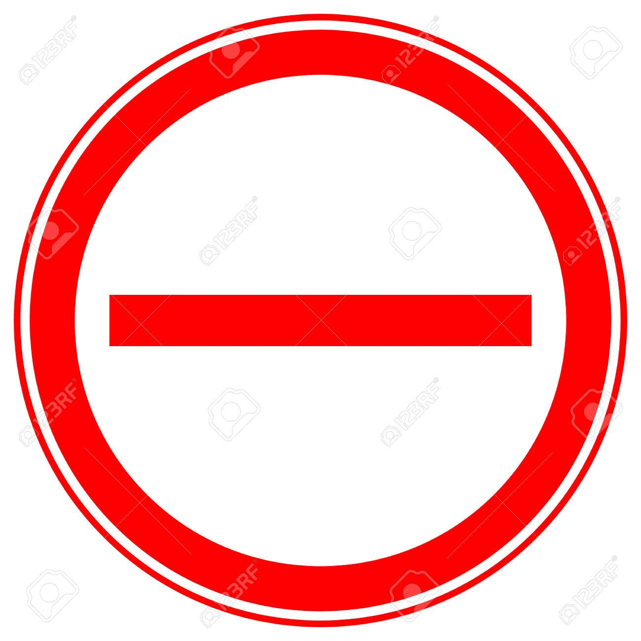 picture relating to Free Printable Road Signs titled Printable restriction, prohibition signs or symptoms, prohibitive street indications