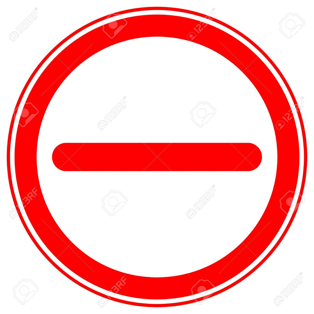 image about Printable Road Sign named Printable restriction, prohibition signs or symptoms, prohibitive street signs and symptoms
