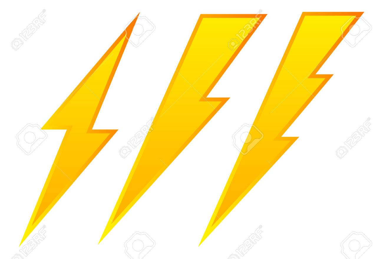 Icon lighting Flat Set Of Lighting Bolt Spark Icon Electricity Signs Stock Vector 64102298 123rfcom Set Of Lighting Bolt Spark Icon Electricity Signs Royalty Free