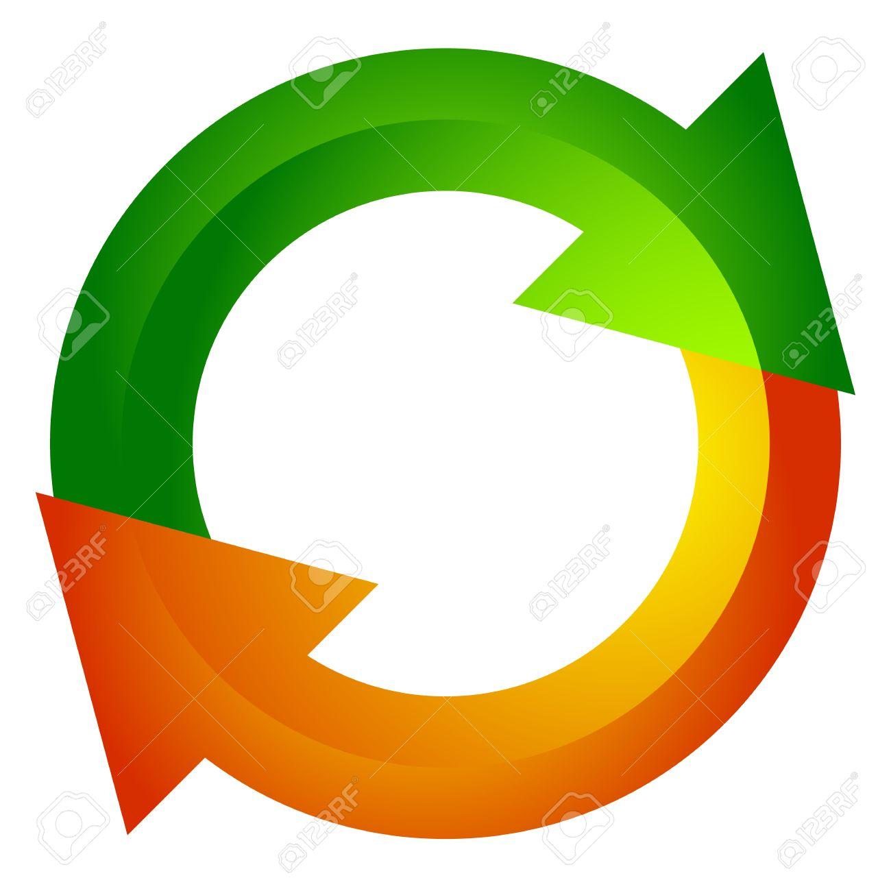 circular arrow circle arrow icon rotation restart twist rh 123rf com rounded arrow vector arrow circle vector photoshop