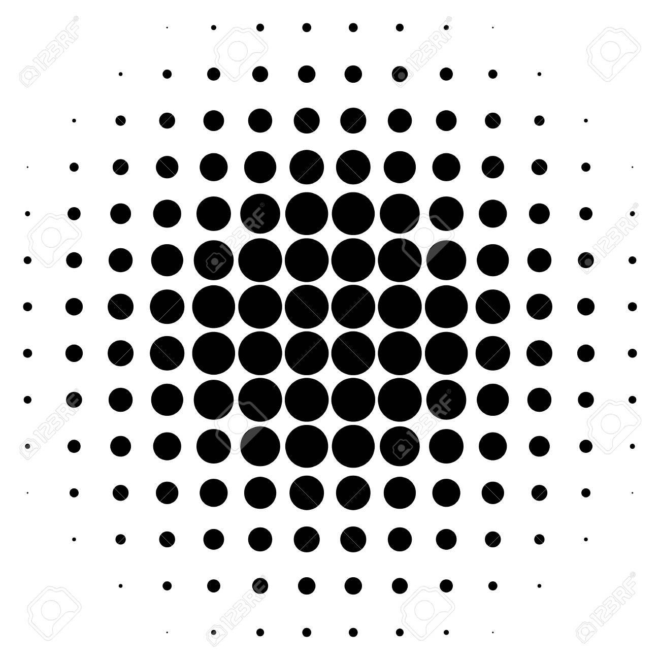 75321718-circle-halftone-element-monochr