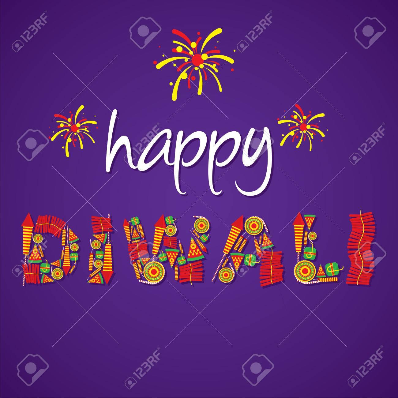Creative happy diwali greeting design by cracker vector royalty creative happy diwali greeting design by cracker vector stock vector 47040274 kristyandbryce Gallery