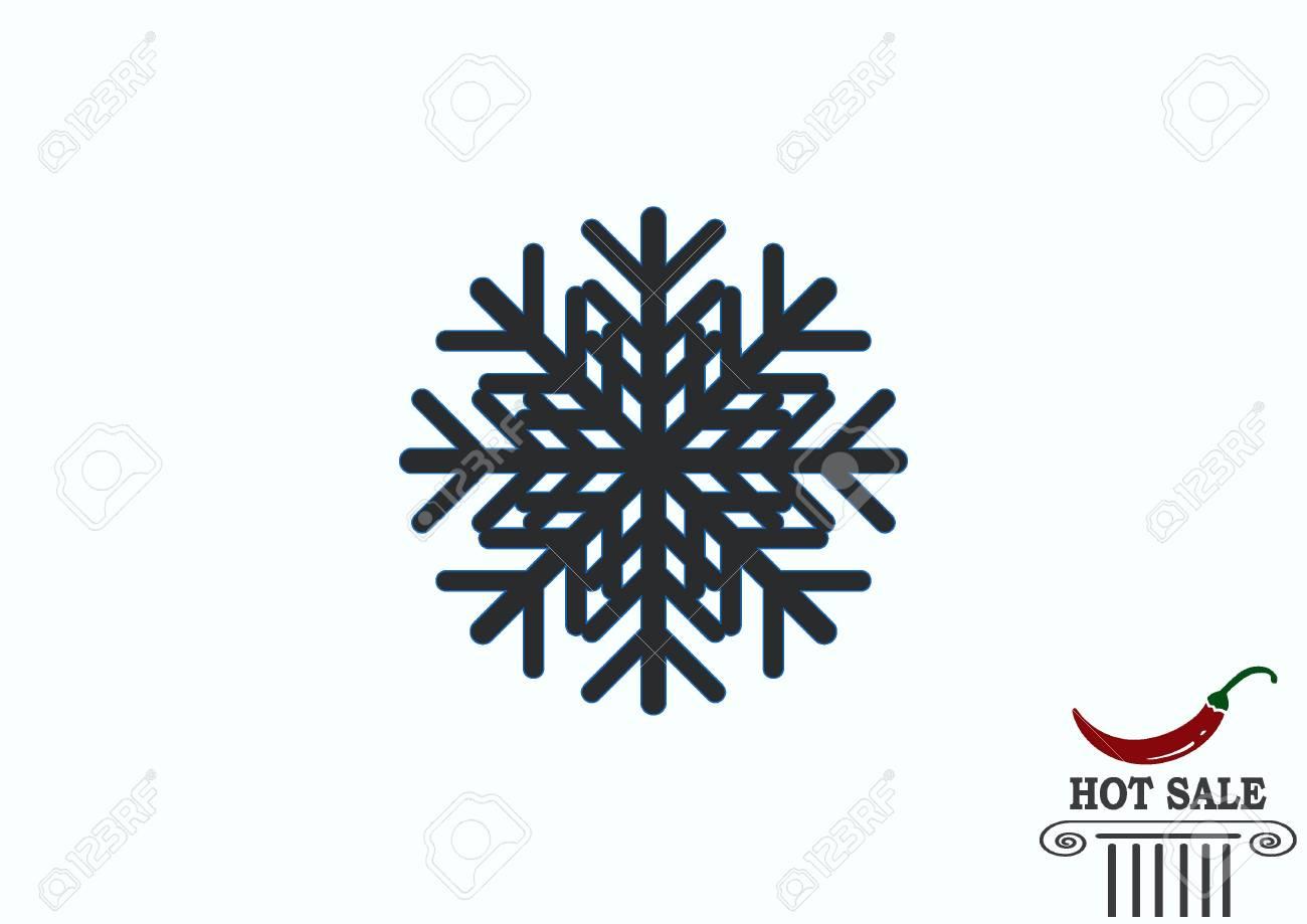 Schnee~~POS=TRUNC Flocke~~POS=HEADCOMP-Symbol Lizenzfrei Nutzbare ...