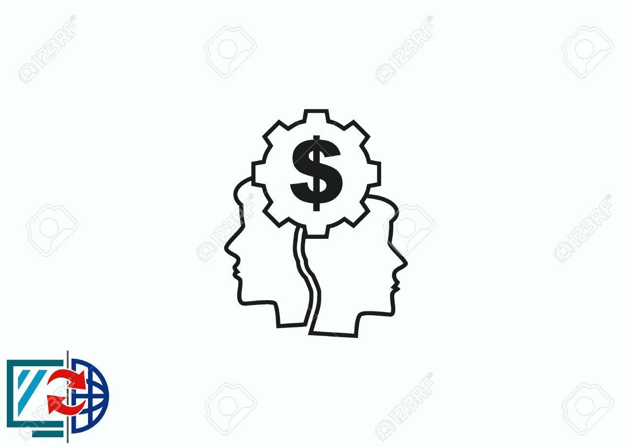 Business strategy icon, business concept icon, vector illustration. - 70410135