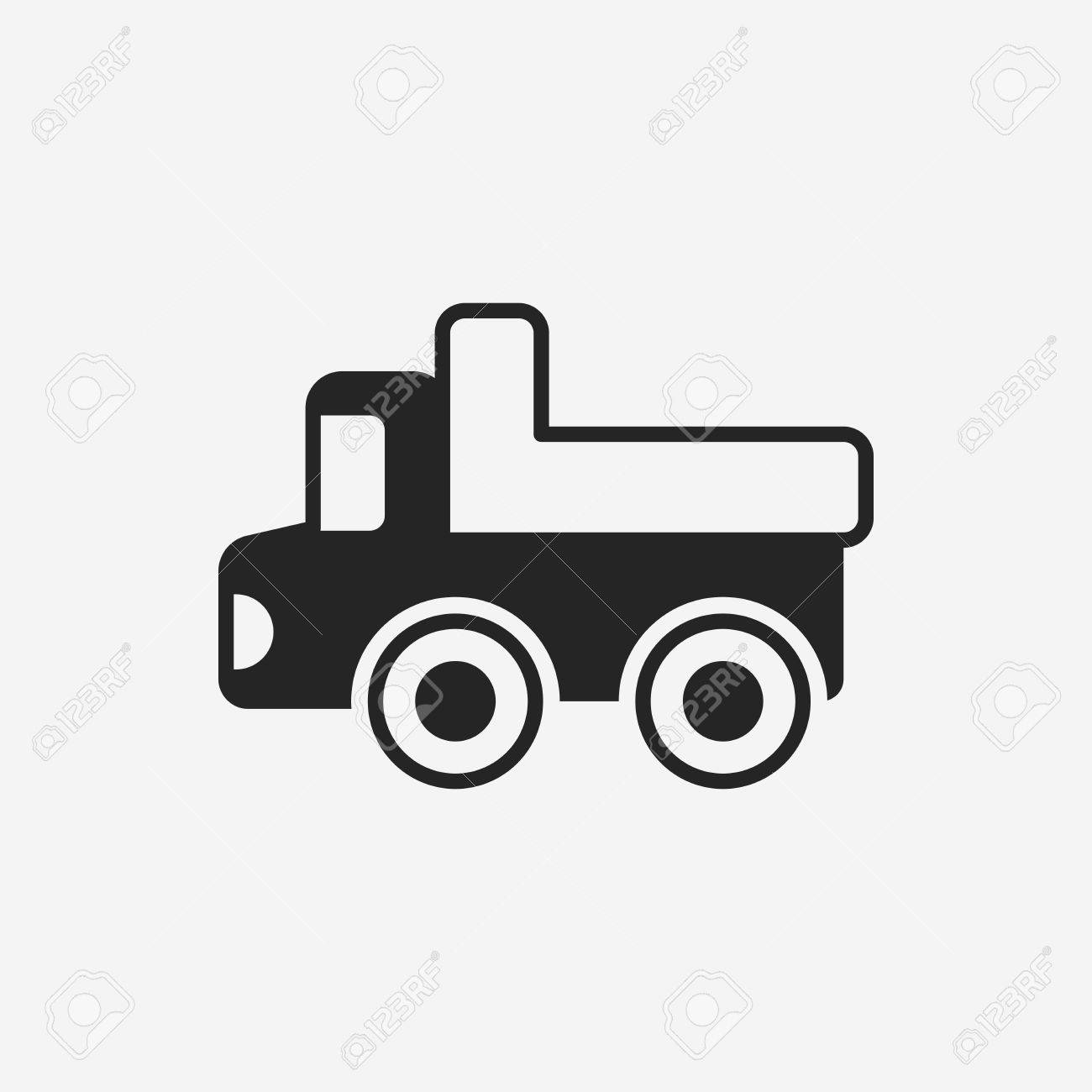 Toy Car Icon Royalty Free Cliparts Vectors And Stock Illustration