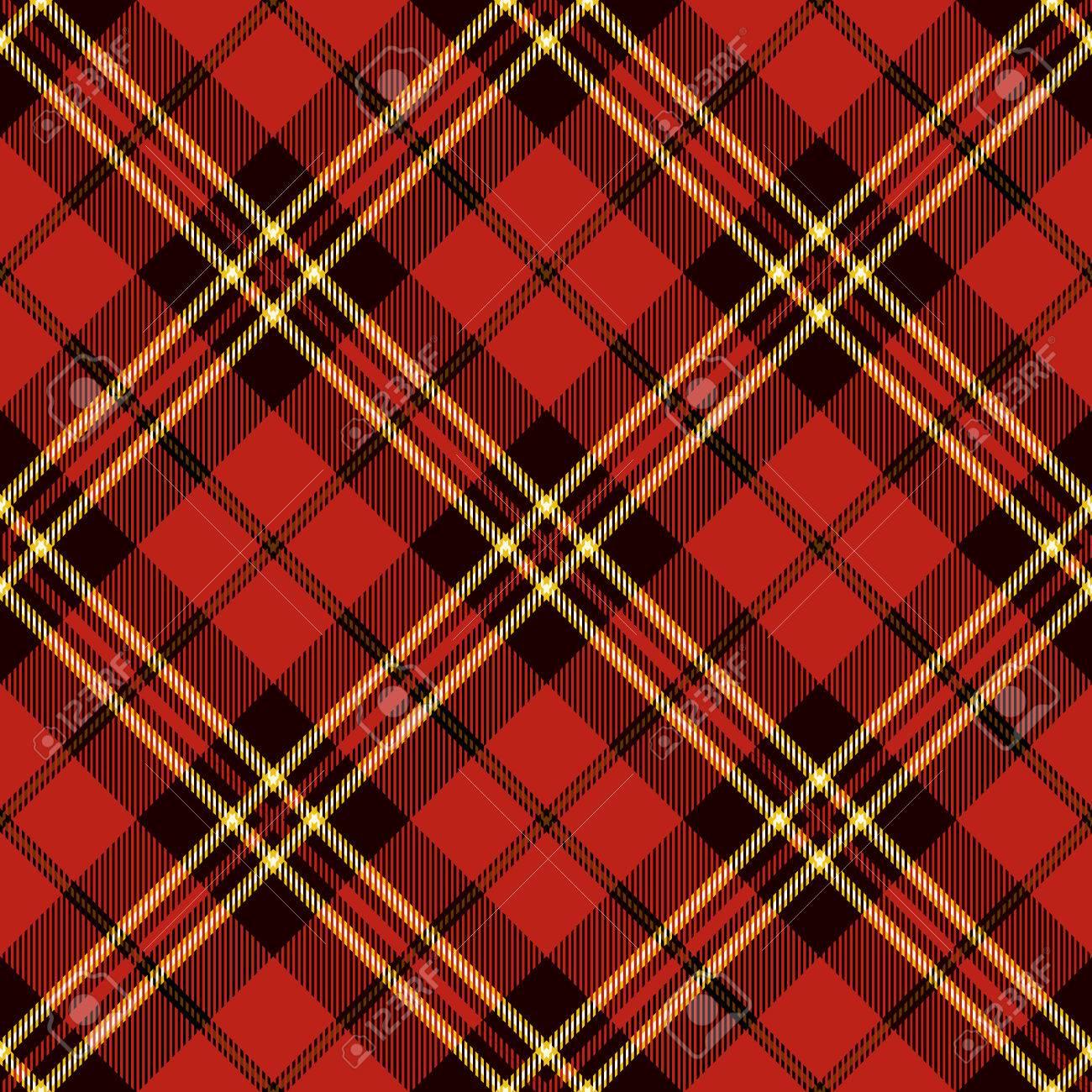 957393fb0 Modelo inconsútil del tartán. De moda Ilustración vectorial para fondos de  pantalla. Sin fisuras tartán Azulejos. Ornamento tradicional escocesa. ...