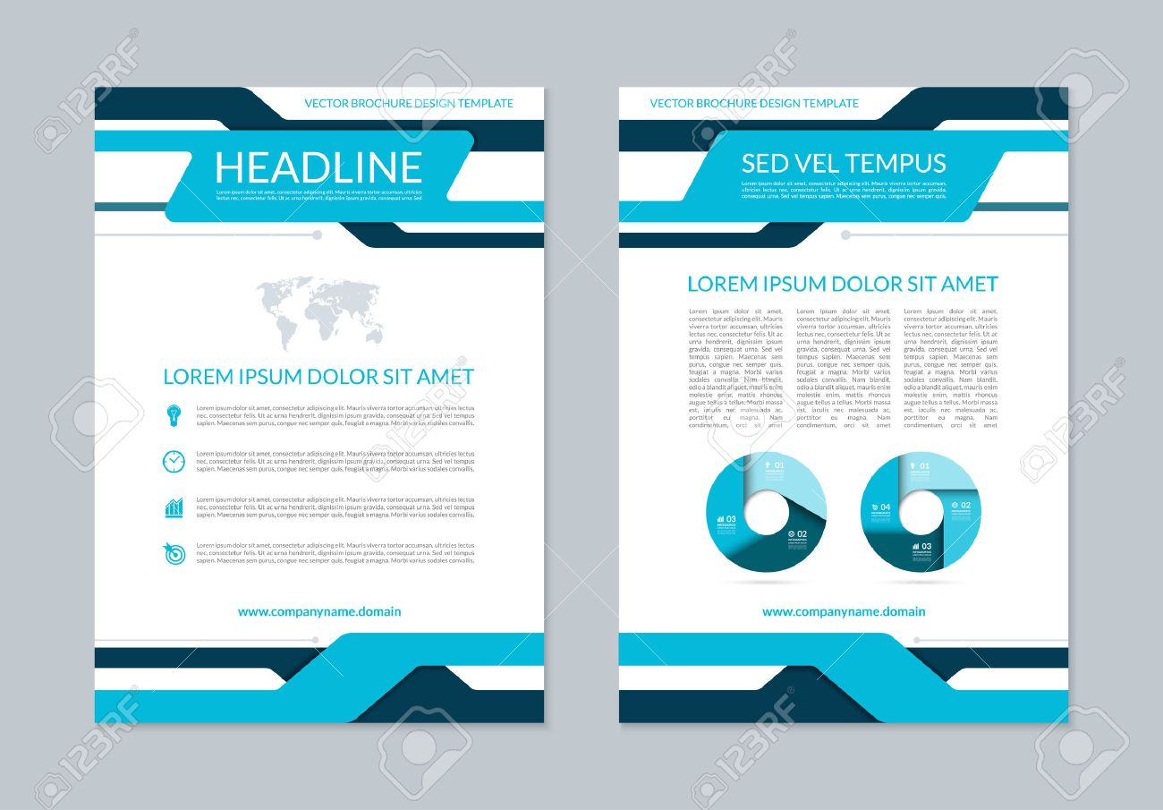 Brochure annual report layout template a4 size front and back brochure annual report layout template a4 size front and back page background with wajeb