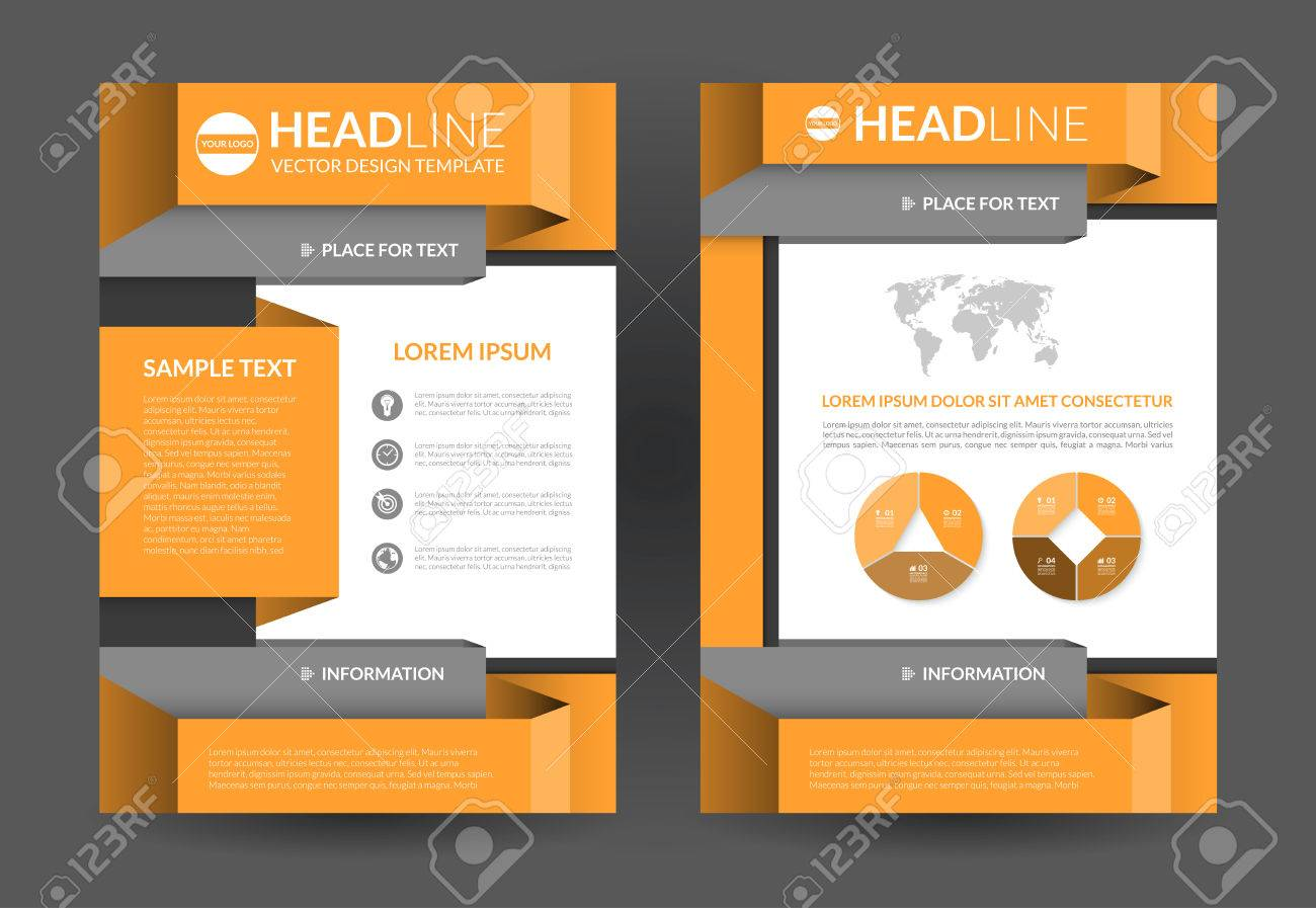flyer layout template