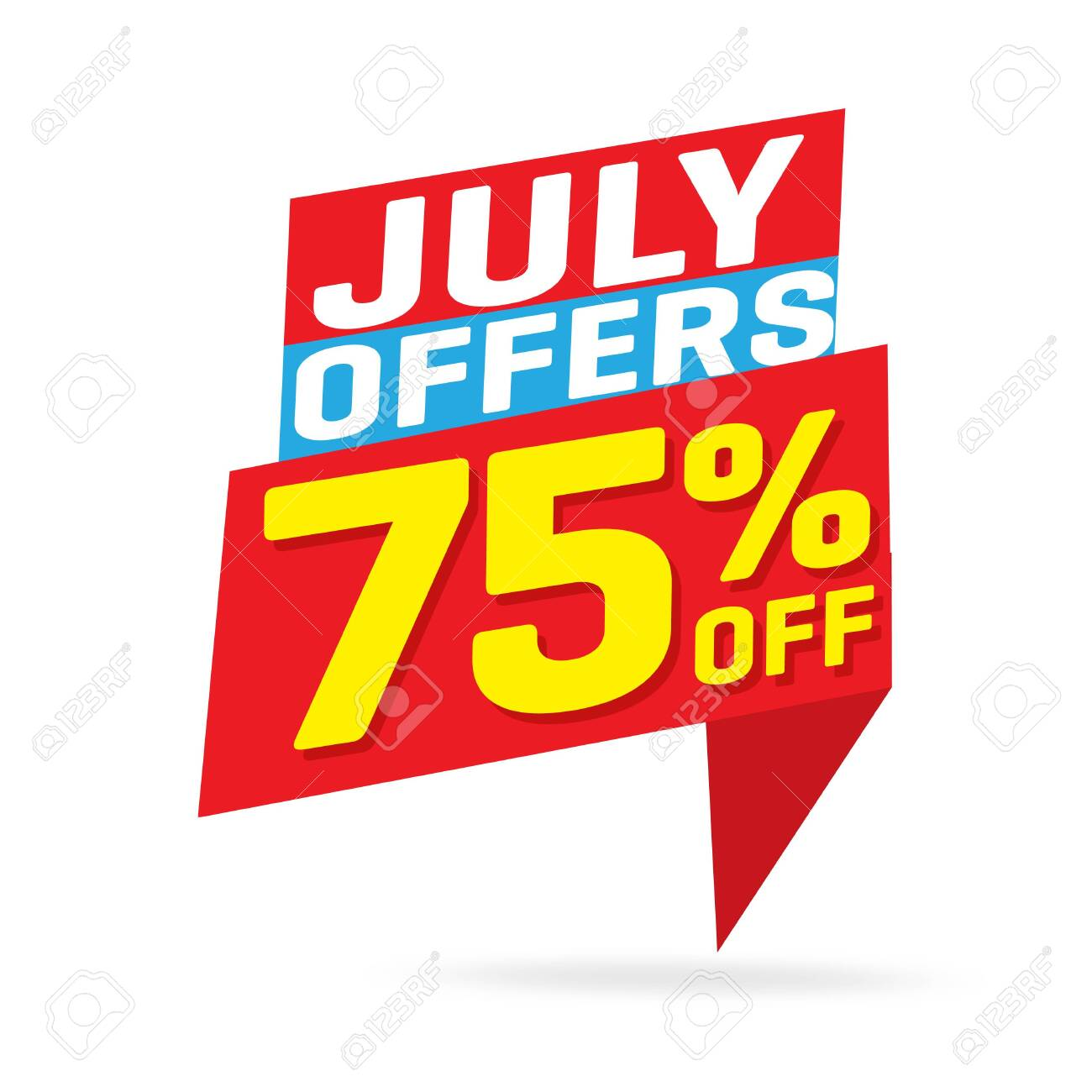 Sale and special offer tag, price tags, Sales Label, banner, Vector illustration. - 139493097