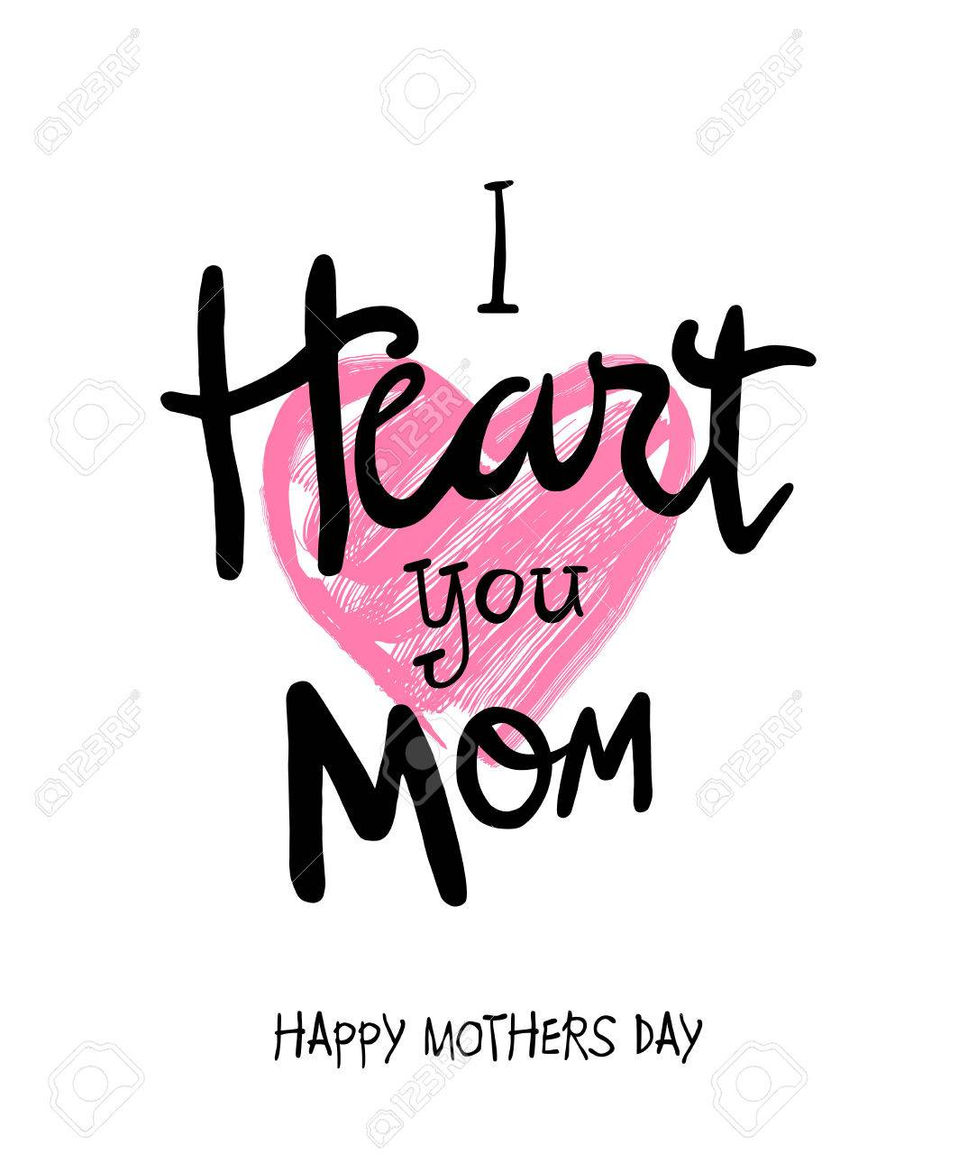 Digitally generated Mothers day vector Stock Vector - 38094609