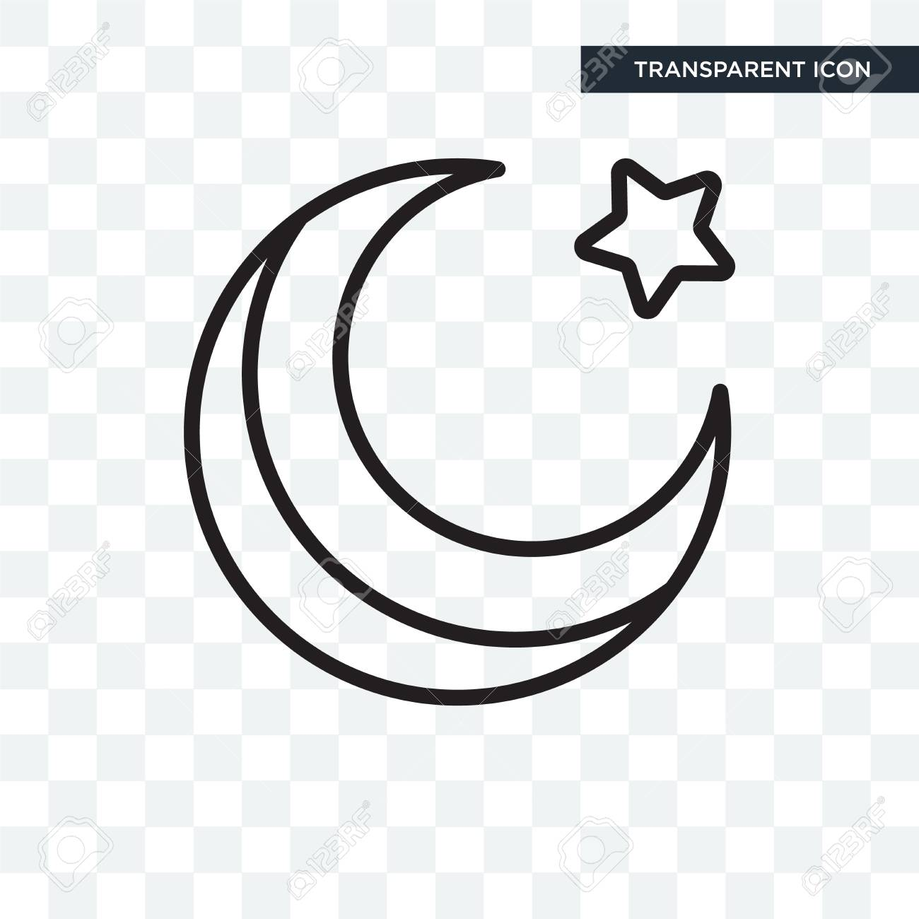 islam vector icon isolated on transparent background islam logo royalty free cliparts vectors and stock illustration image 108719919 islam vector icon isolated on transparent background islam logo
