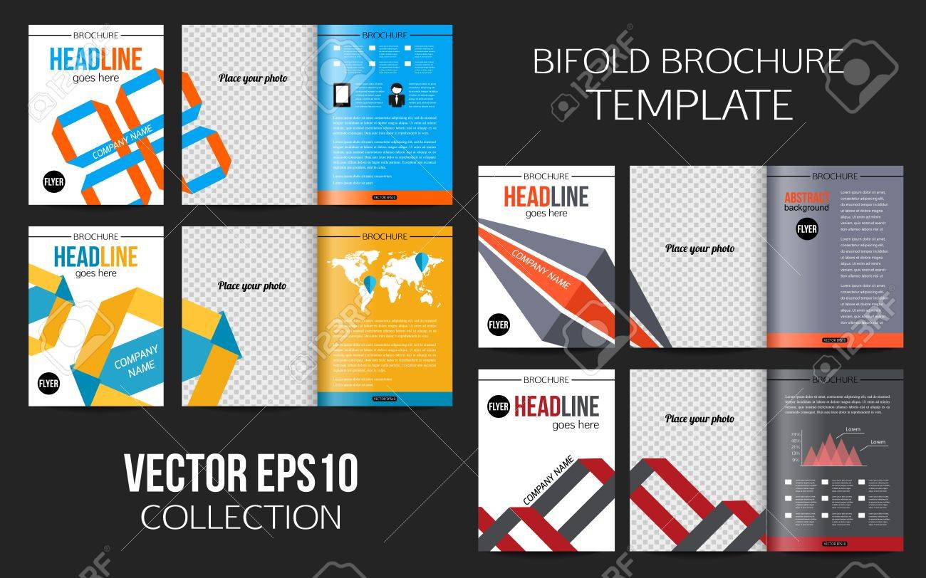 Set Of Corporate Business Stationery Templates And Calendar – Calendar Flyer Template