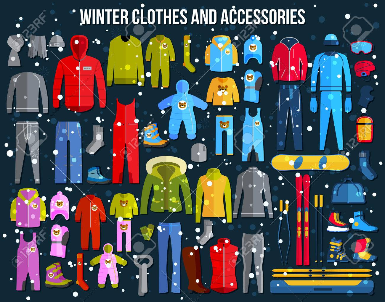 Clothes Designing Games   Big Collection Of Cozy Winter Clothes And Winter Sport Games