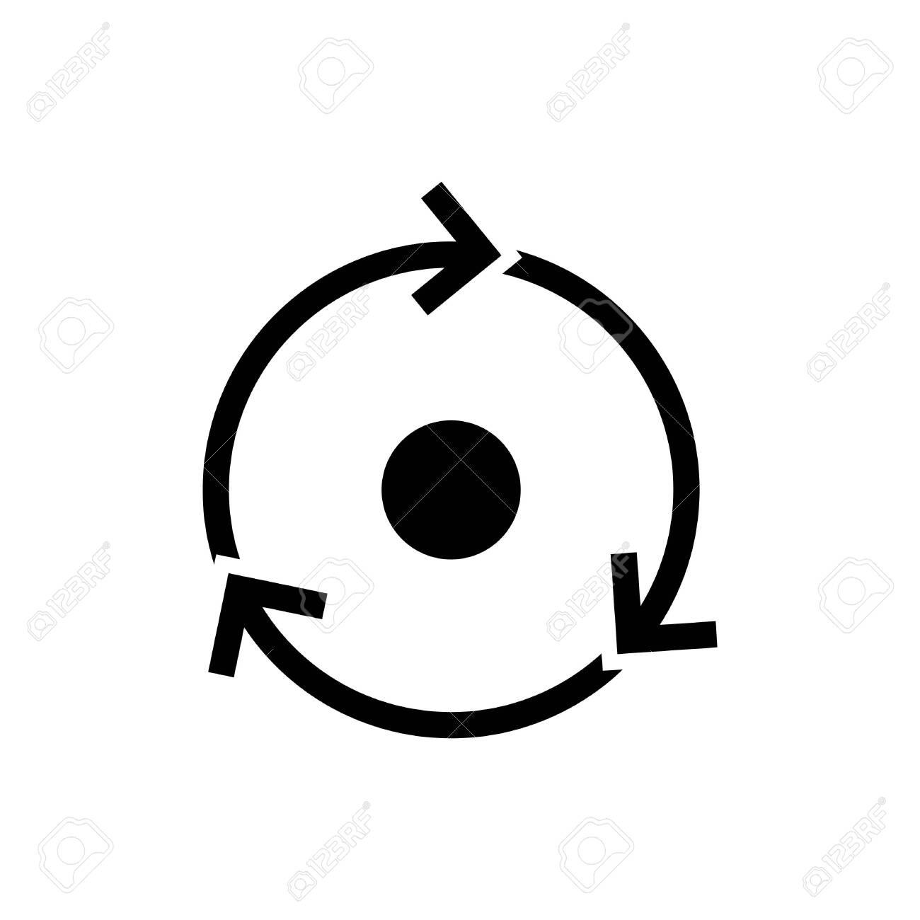 consistency icon, vector - 127292654
