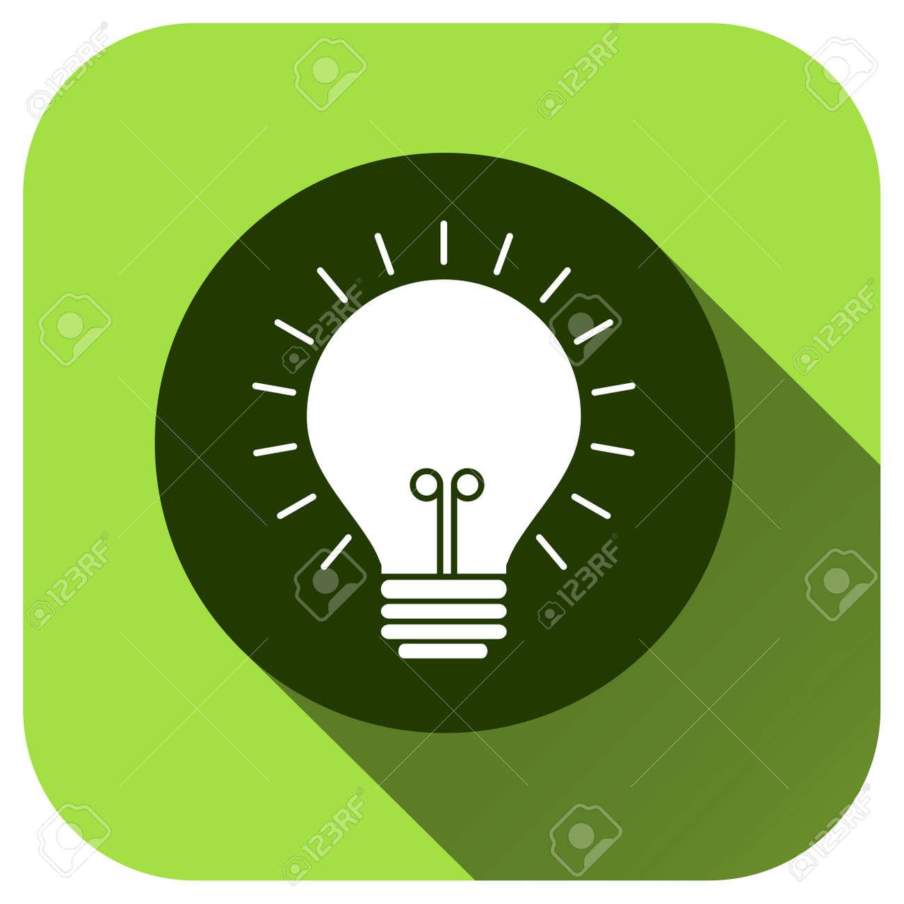 Lamp icon, vector logo for design, symbol, application, website, UI - 159607428