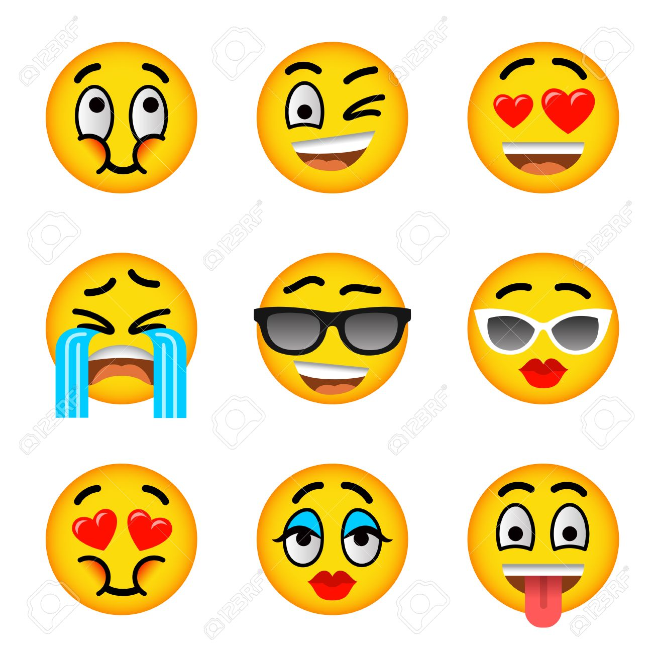 emoticone messenger