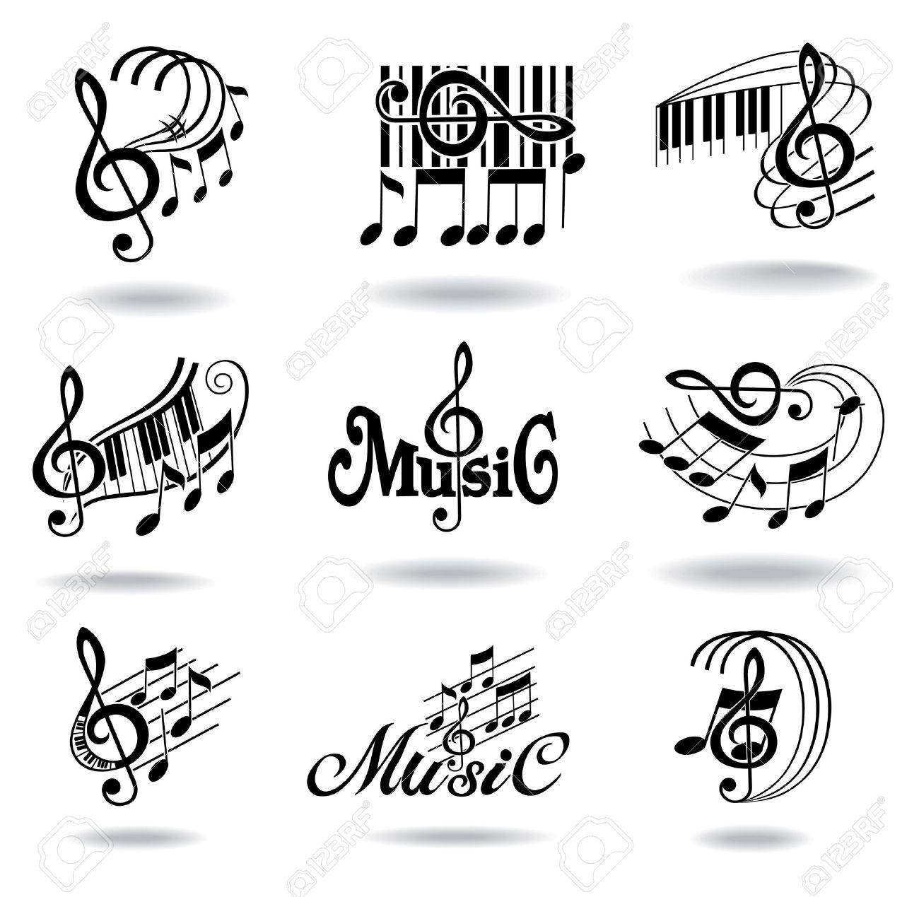 music notes images u0026 stock pictures royalty free music notes