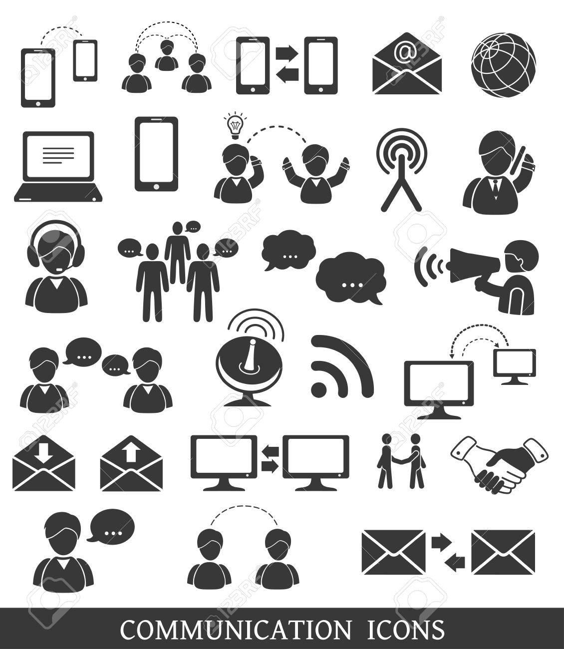 Pictogramme communication